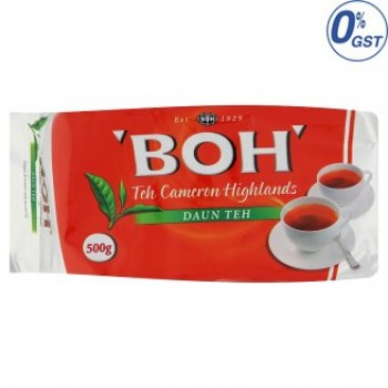 BOH Tea Leaves Cameron Highlands Tea 500g