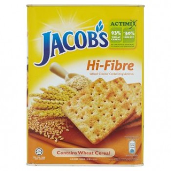 Jacob's Hi-Fibre Wheat Cracker 750g
