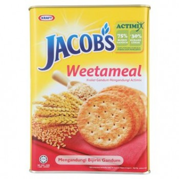 Kraft Jacob's Weetameal Wheat Cracker 750g