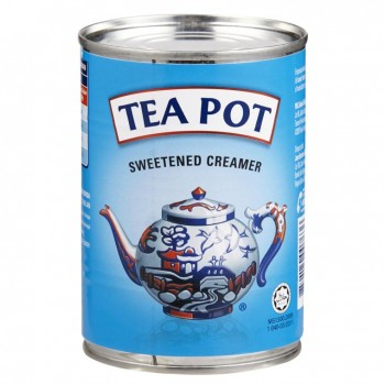 Tea Pot Creamer 500g