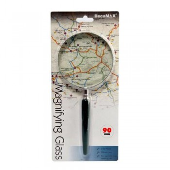 Decamax Magnifying Glass 1027- 90MM ( ITEM NO : B01 36/90MM )