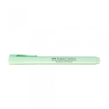 Faber Castell 38 Highlighter Textliner Light Green (158115)