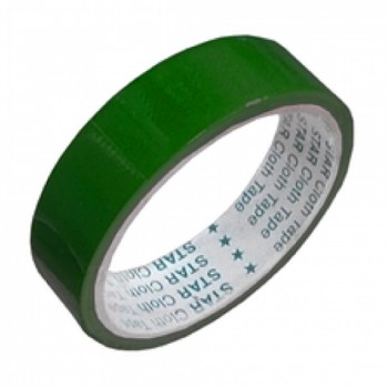 Binding Tape or Cloth Tape - 24mm Green