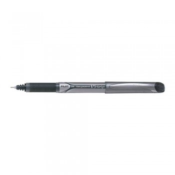 Pilot BXGPN-V5 Hi Tecpoint Grip Pen 0.5mm - Black