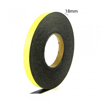 Double Sided Eva Foam Tape (Black) - 18mm X 8m