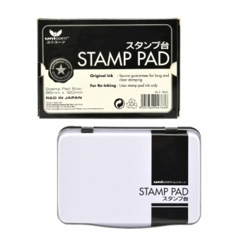 Unicorn No.2 Stamp Pad-Black