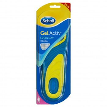 Scholl Gelactiv Insoles Women's Everyday